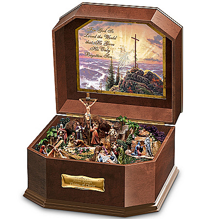 Collectible Music Box Gifts | Limited Edition Music Boxes