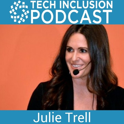 23 Julie Trell, SheEO on the ambitious venture of funding 10 000 women-led companies by 2020 by Tech Inclusion