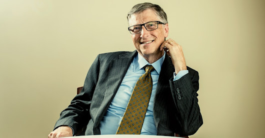 Bill Gates: 'We Need an Energy Miracle'