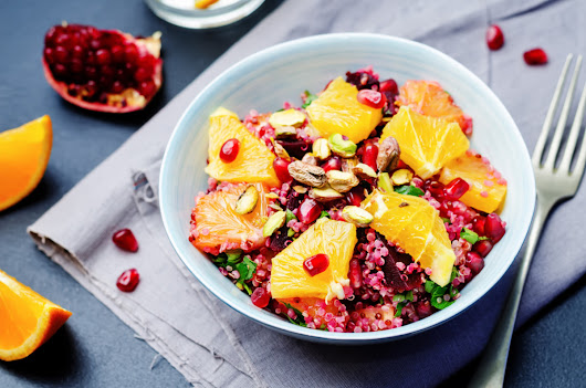4 Rustic, Delicious Quinoa Salad Recipes for Meatless Monday