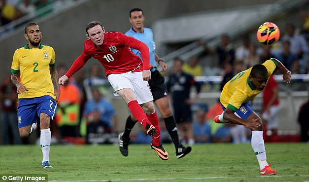 Highly rated: But Wayne Rooney's future remains uncertain