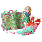 AMERICAN GIRL WELLIEWISHERS DOLL SET -CAMILLE