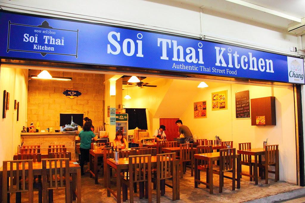 Soi Thai Kitchen Tampines Menu