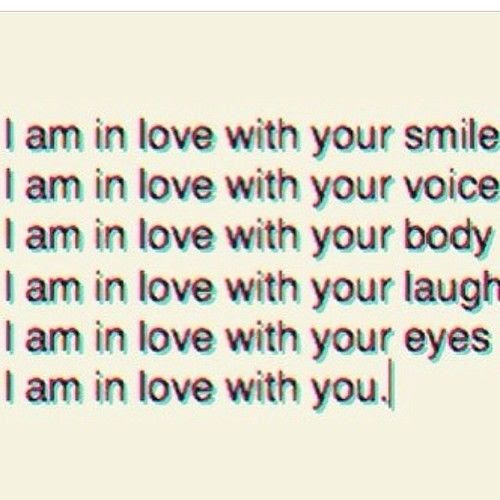 I Am In Love With You Pictures Photos And Images For Facebook