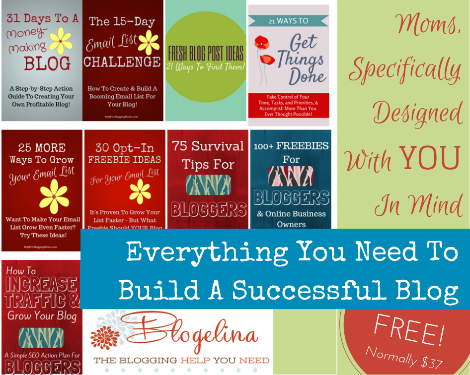 Everything You Need To Build A Successful Blog