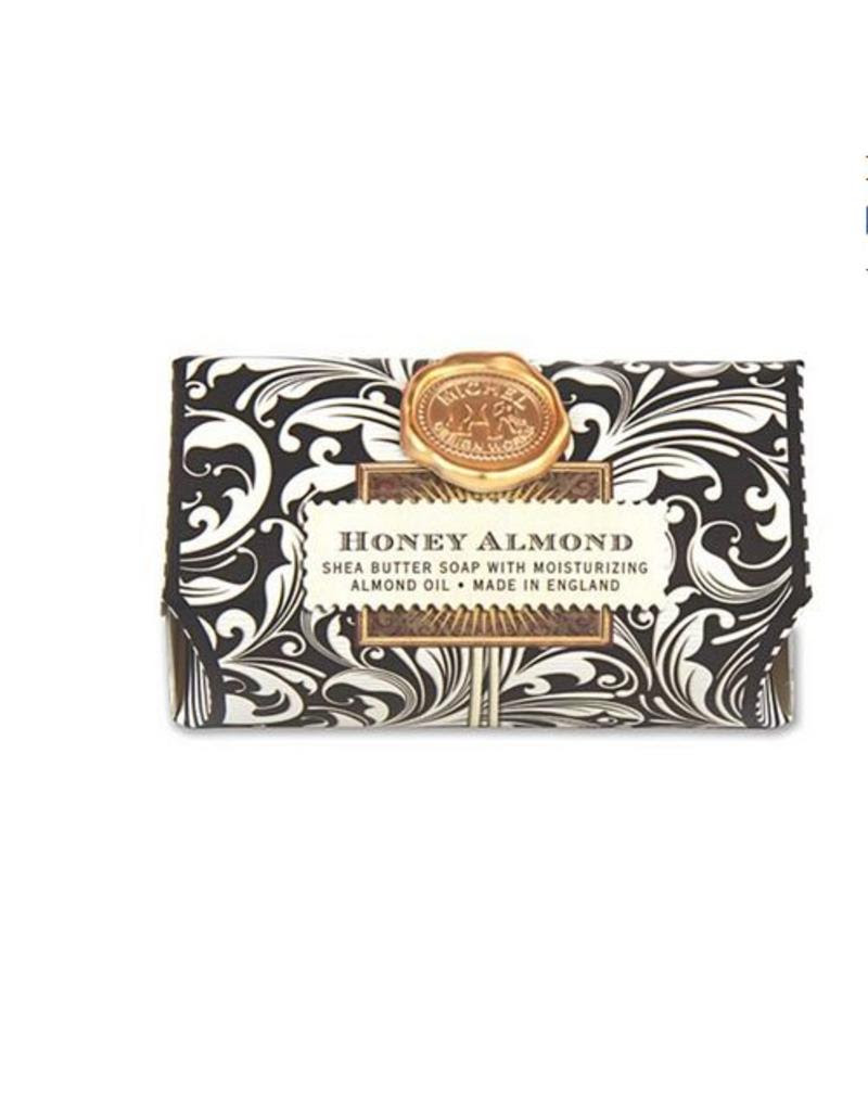 Michel Design Works Honey Almond Large Bath Soap Bar Gifts And More