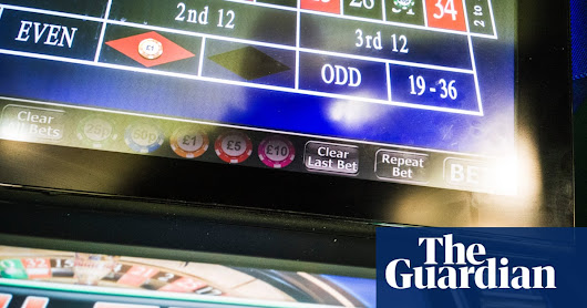 FOBTs: Hammond is 'placing bookmakers' jobs over gamblers' lives' | UK news | The Guardian