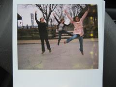 yay polaroid!