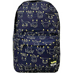 Pokemon Pikachu Expressions Backpack