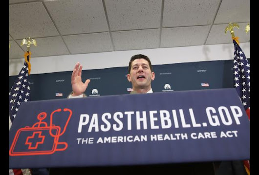 In Search Of Votes, GOP Makes Changes To Plan To Repeal & Replace Obamacare