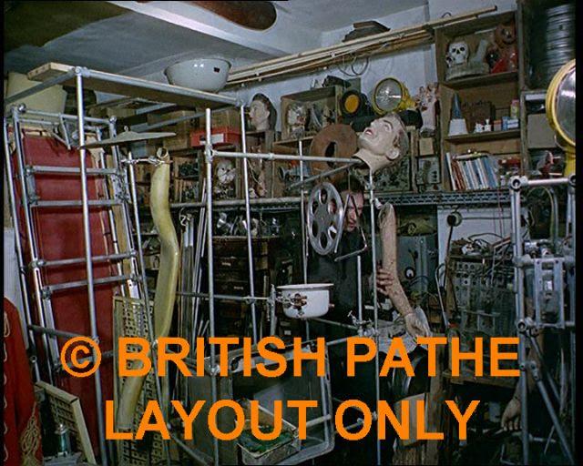Bruce Lacey RosaBosom robot lacey16 x640 1965   ROSA BOSOM   Bruce Lacey (British)