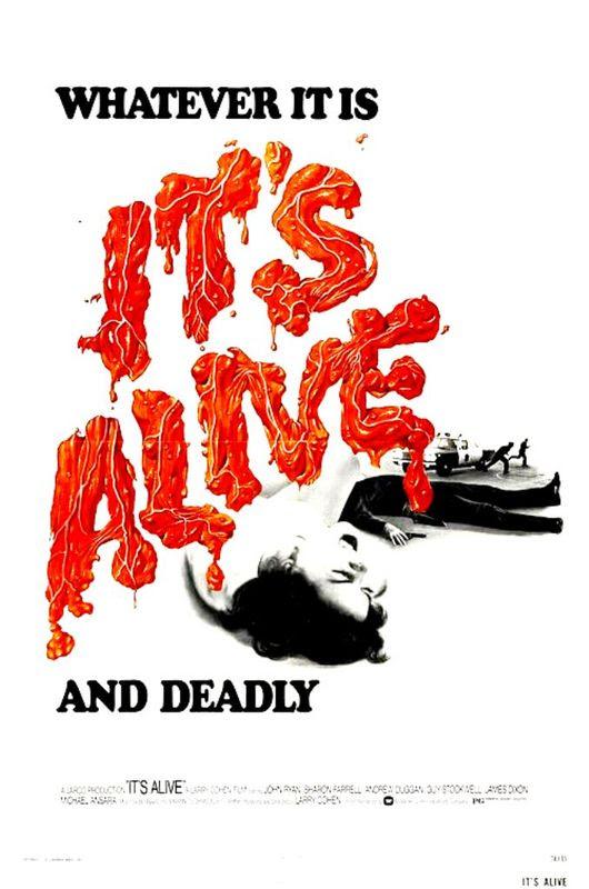 its alive f