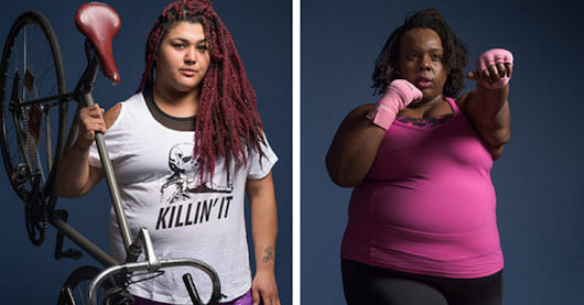 7 Plus-Size Athletes Talk About Their Lives In Sports