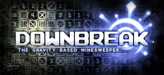 Downbreak! The gravity based minesweeper.