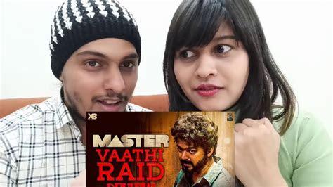 master vaathi raid lyric thalapathy vijay anirudh