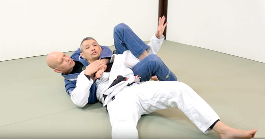 Crucifix Defences for BJJ and Submission Grappling - Grapplearts