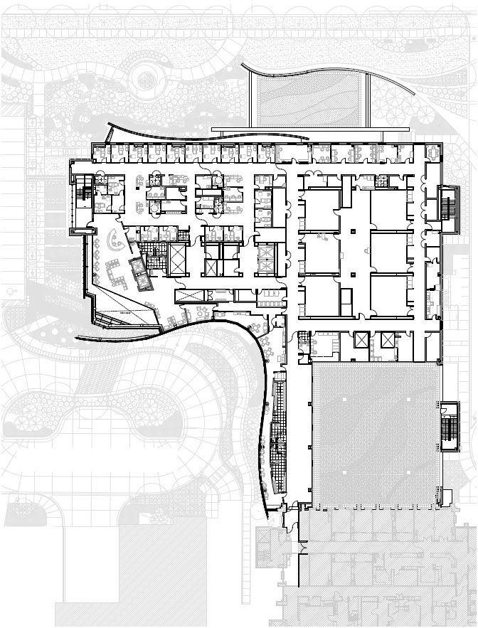 Architecture Photography: Advocate Illinois Masonic ...