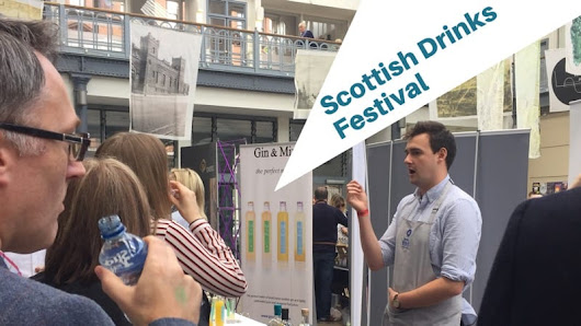 Event Review: Scottish Drinks Festival | Foodie Explorers