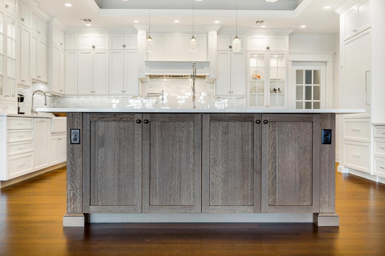 Fiestund Driftwood Kitchen