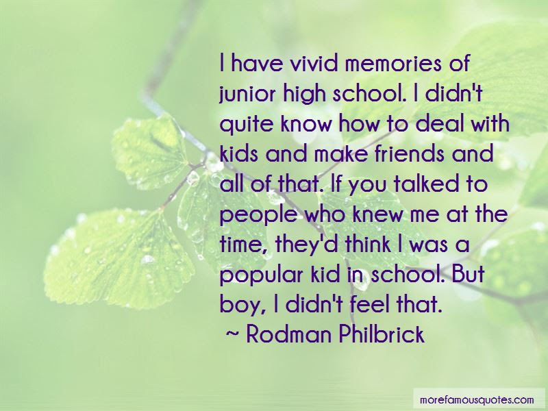 Memories Of School Friends Quotes Top 5 Quotes About Memories Of