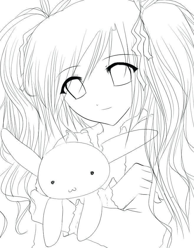 wolf person cute anime coloring pages  wallpapers hd