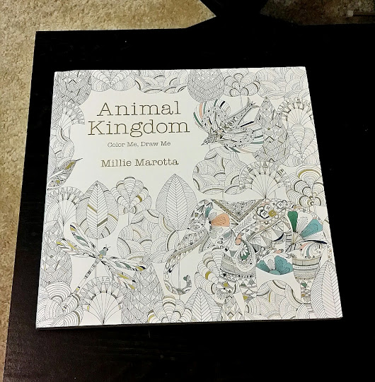 Free Coloring Book Giveaway | Coloring Page Blog By Stephanie Cox
