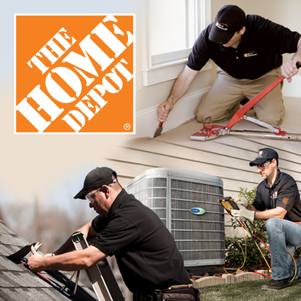 Services at The Home Depot - Marysville, WA 98271 - (855)541-2838 ...