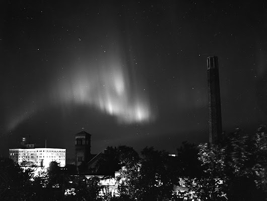 The Geomagnetic Blitz of September 1941