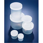 Dynalab Corp 421155 Jar Straight Side Natural PP 16 oz