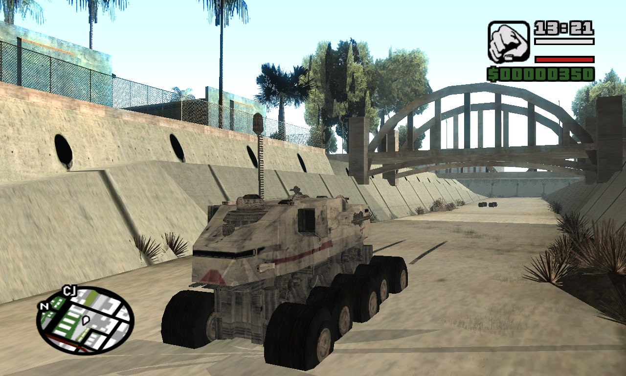 Clone Turbo Tank By Reallox1 Image New Star Wars Mod For