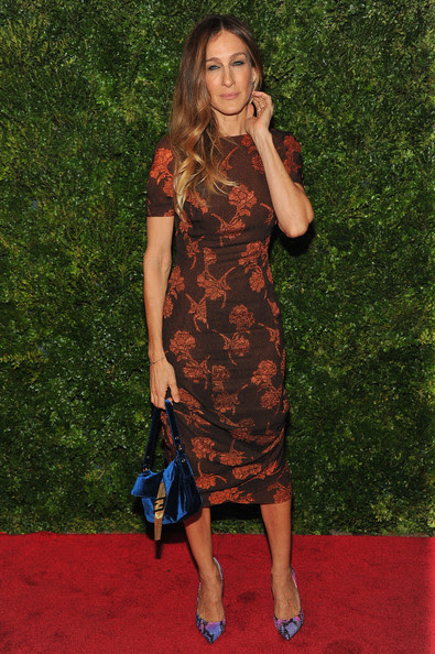 Sarah Jessica Parker - HBO's In Vogue: The Editor's Eye Screening At The Met