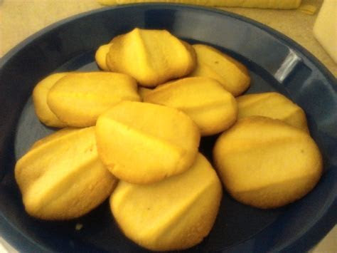 Chicago Public School Cafeteria Butter Cookies Recipe