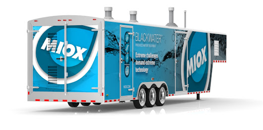 Mobile Produced Water Treatment using MIOX Mixed Oxidant Solution (MOS) - MIOX Blog