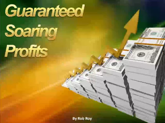 Guaranteed Soaring Profits Review: Examining Rob Roy's New Options Trading Program