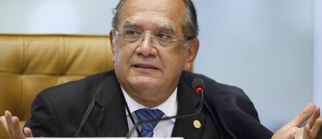 Ministro Gilmar Mendes  (Foto: Nelson Jr)
