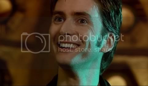 David Tennant is the new Doctor Who...