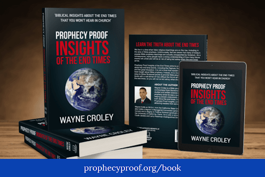 My End Times Book Is Now Available - Prophecy Proof Insights