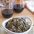 A New Turn in the South: Sweetened Collard Greens #TopChef | This Mama Cooks! On a Diet™