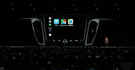 Apple CarPlay will soon let you use Google Maps, Waze, and other third-party maps