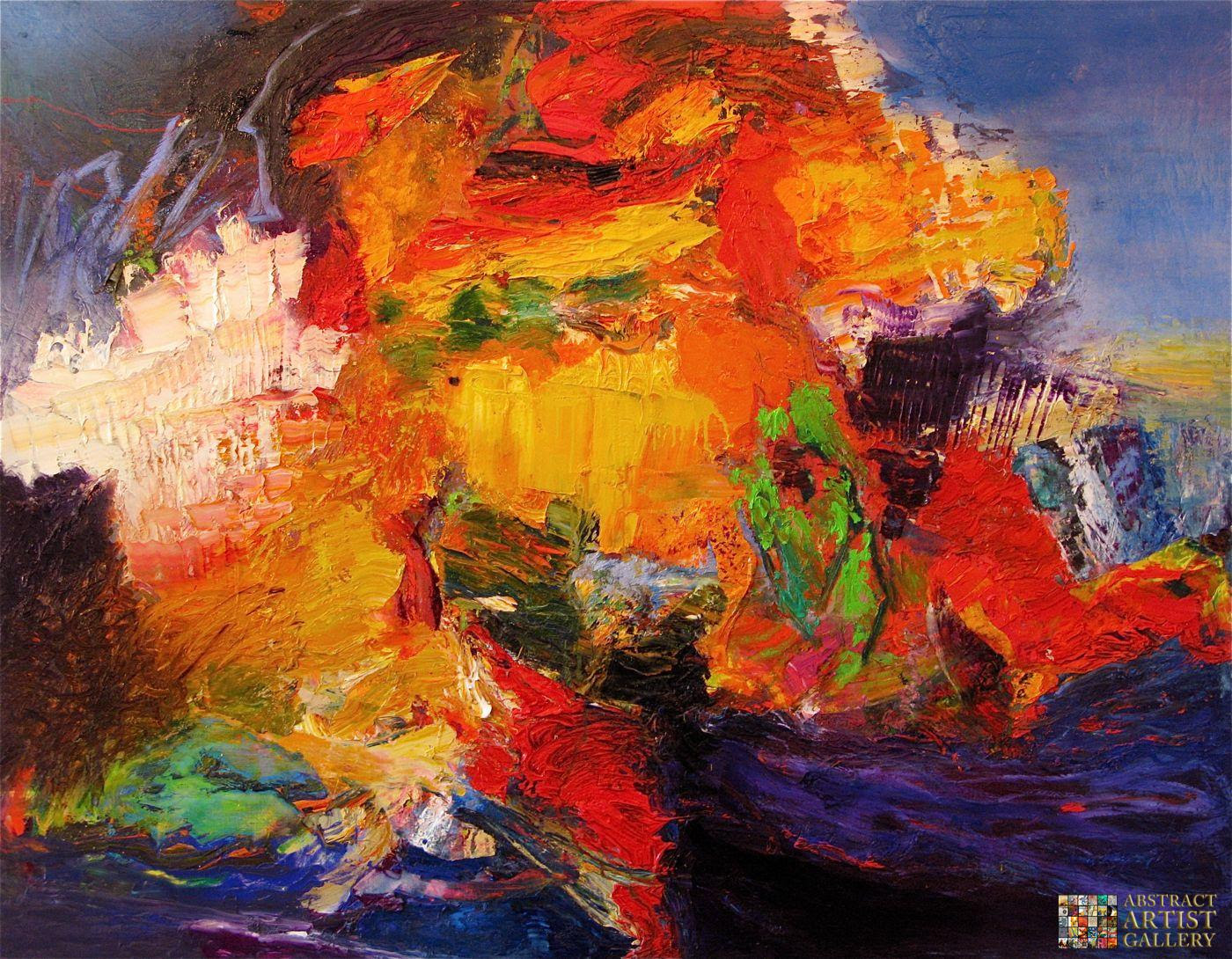 Abstract Art Painting Artists