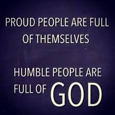 humble people