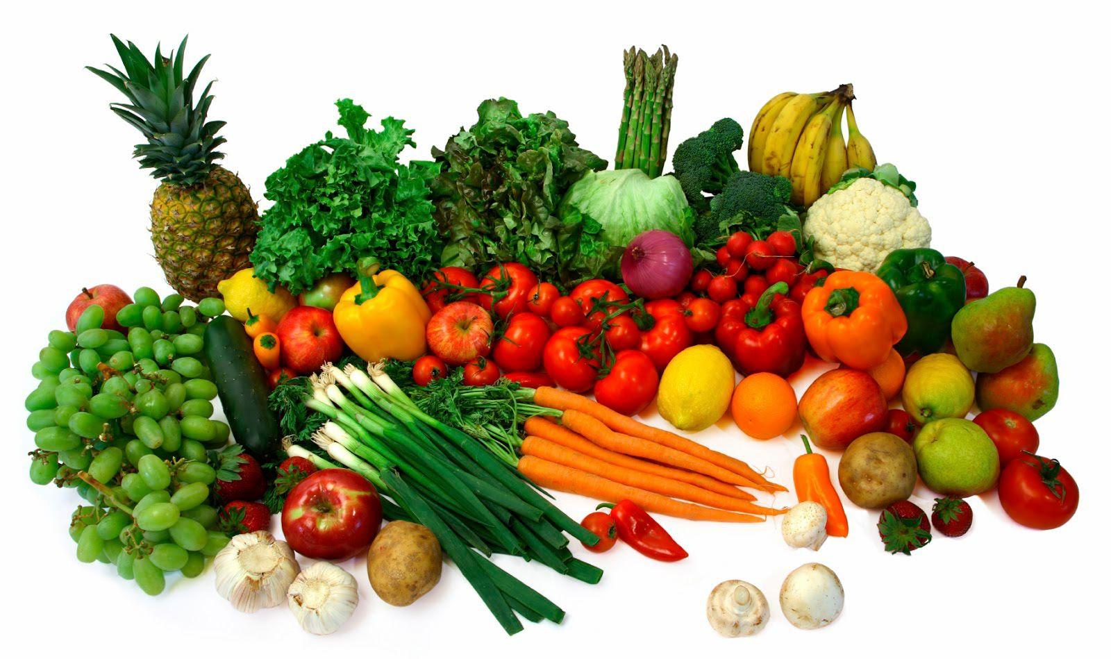 Image result for buah dan sayur