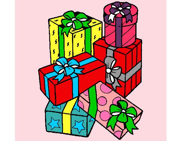 Dibujo De Feliz Navidad Pintado Por Alexisbb En Dibujos Net El Dia
