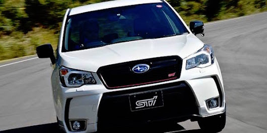 Special Edition Subaru Forester tS Generates Huge Interest  - Torque News