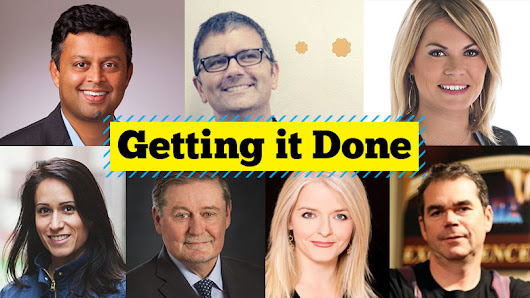 7 New Brunswickers Who Get It Done - Huddle