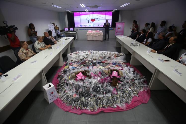 Mulheres baianas receberão 50% do material arrecadado | Foto: Rafael Muller | Ag A TARDE