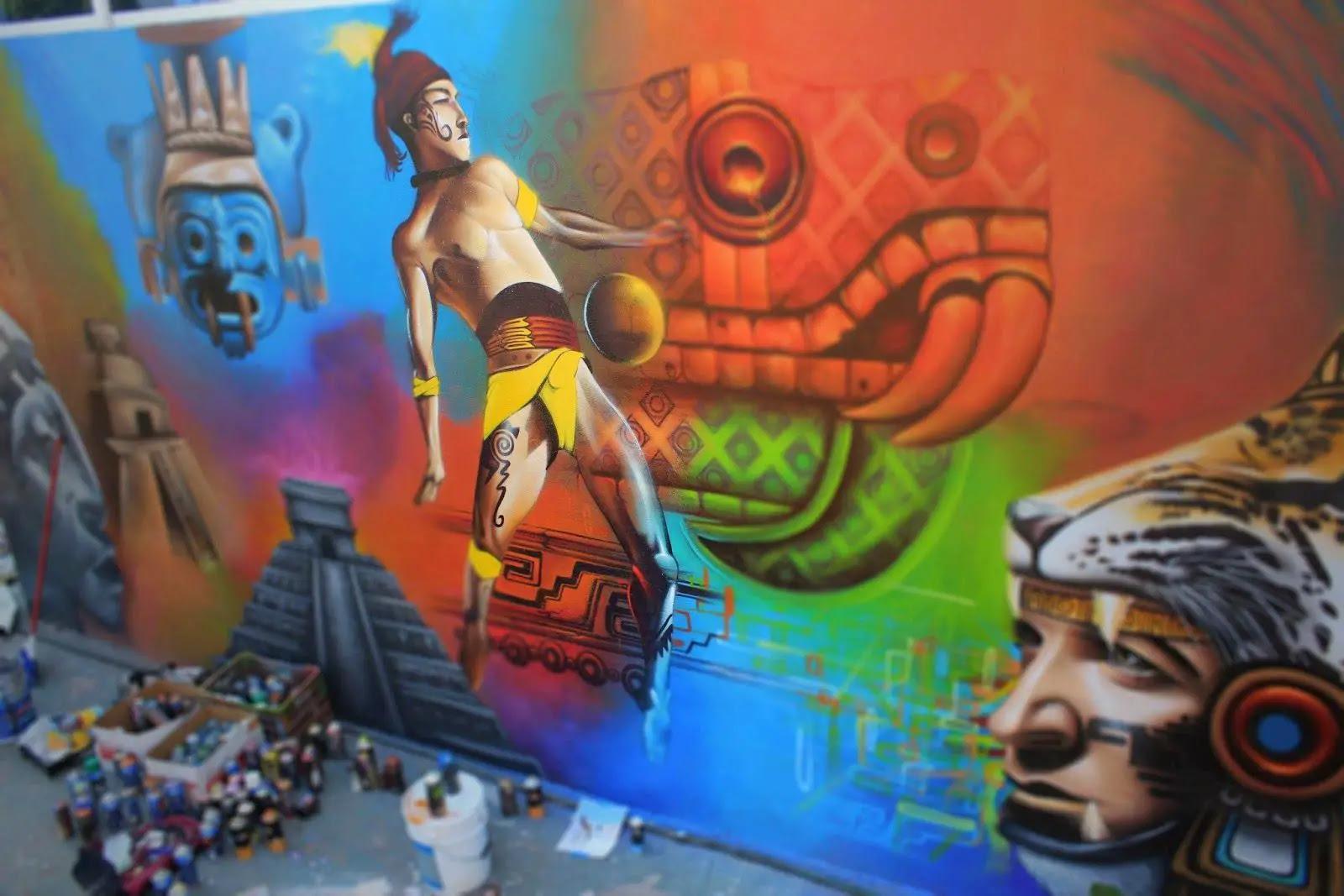 Murales Mexicanos Y Su Significado