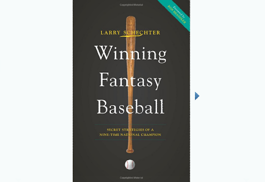 Winning Fantasy Baseball: Secret Strategies of a Nine-Time National Champ