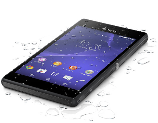 Sony Xperia M2 Aqua Review ~ Papiese Review