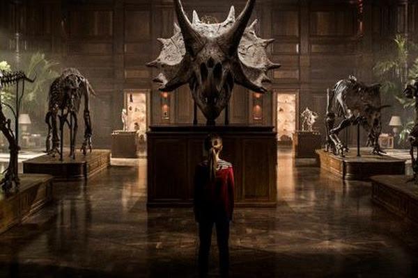 01b287f1 What Steven Spielberg Thought Of Jurassic World: Fallen Kingdom's Big  Maisie Twist